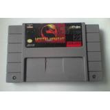 Mortal Kombat, Snes ( Original )