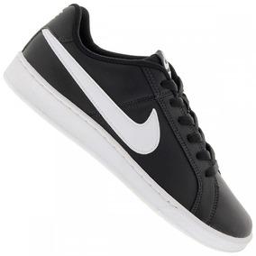 Tênis Nike Court Royale - 39 - Preto/branco