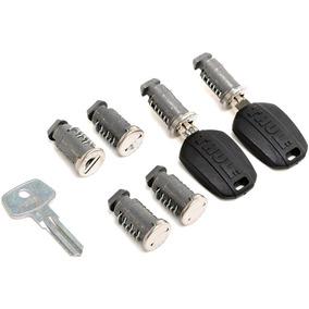 Conjunto Thule 596 One Key System 6 Fechos & 2 Chaves