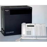Central Telefónica Panasonic Kx-tda200 P/64 Anaxos A S/4000