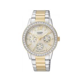 Relógio Citizen Feminino Ladies Ed8094-52n / Tz28075y