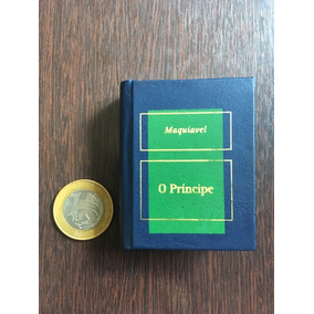 Mini Livro Maquiavel - O Príncipe