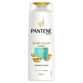 Shampoo Pantene Cuidado Clássico 400ml