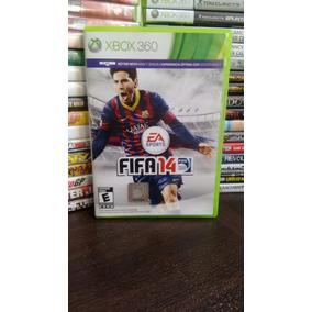 Fifa 14 Xbox 360 Ingles Frete R$ 12.