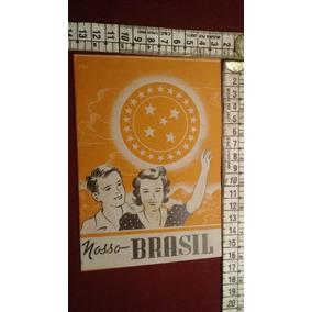Folheto Nosso Brasil Emulsão De Scott V76