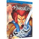 Box Original: Thundercats - 1ª Temporada - Vol.2 - 5 Dvd