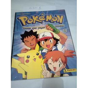 Álbum Pokémon - Temos Que Pegar Todos! 2 - (panini) - A5