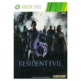 Resident Evil 6 Em Midia Digital