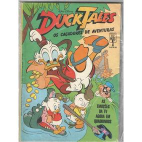 Ducktales Os Caçadores De Aventuras Vol 1-(822)