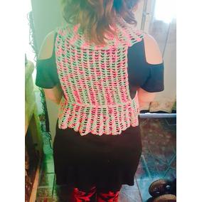 08b2123e3 Tejidos Al Crochet Chalecos - Saquitos, Sweaters y Chalecos en ...