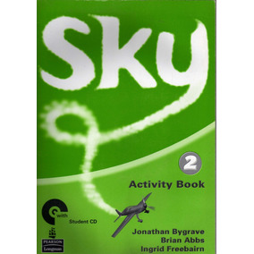 Sky 2 Activity Book With Student Cd, New Book On Offer!