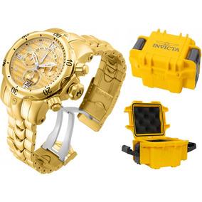 f0716d0c770 Relogio Invicta Venom Com Maleta Completo - Relógios no Mercado ...