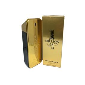 Perfume One Million Edt - 200 Ml - Lacrado + Amostra