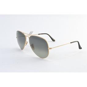 68a6ba0938a1b Óculos De Sol Ray Ban Top Aviador Rb3025 181 71 Metal Unisse
