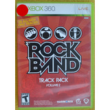 Rock Band Track Pack Volume 2 Xbox 360