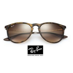 ac2ca85320d5f Réplica Rayban Érika Marrom - Óculos no Mercado Livre Brasil