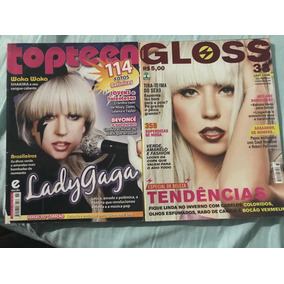 Revistas Lady Gaga