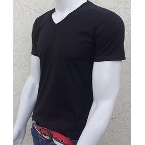 Camiseta Gola V - Rasa