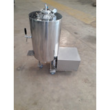 Fermentador Refrigerado 50 Lts Completo Aço Inox