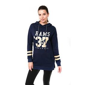 Sudadera Con Capucha Nfl Para Mujer Los Angeles Rams Tunic P d4267e23769