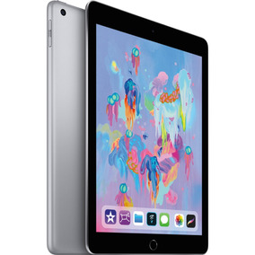 Apple Ipad New 128gb 2018 Com Nota Fiscal + Película D Vidro