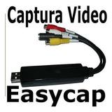 Capturador Audio Video Usb Rca Ps2 Ps3 Vhs Youtube Tienda