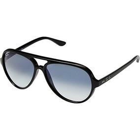 85c9e983ca Ray-ban Gafas De Sol Para Hombre Negro / Azul Plástico - No