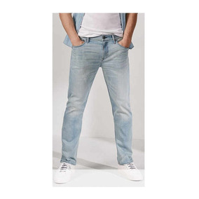 Jeans Slim Straight Marca Express