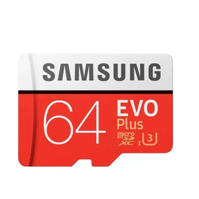 Cartão Samsung Micro Sdxc 64gb 100mb/s Galaxy S3 S4 S5 S7 Sd