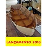 4 Projetos Barco De Pesca Madeira Detalhado