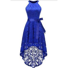 fb6217263 Vestidos En Encaje Cola De Pato Elegantes Para Fiestas