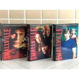 Smallville - Kit Com 3 Temporadas (2, 3 E 4 Originais)
