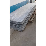 Lamina Zinc Galvanizado 3.66 X 0.84 X 1.1mm