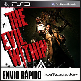 The Evil Within - Horror Terror - Jogos Ps3 Psn Digital