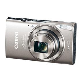 Cámara Digital Canon Powershot Elph 360 W Zoom Óptico 12x