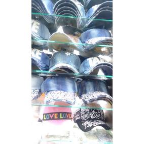 568432f68846d Gorra Con Pedreria De Mezclilla en Mercado Libre México