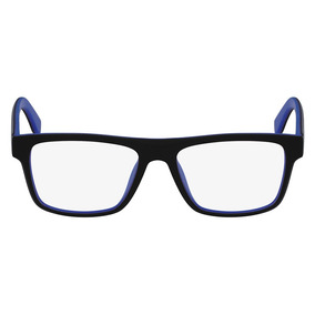 03fce3b4933a7 Óculos De Grau Lacoste L2792 001 53 Preto Fosco