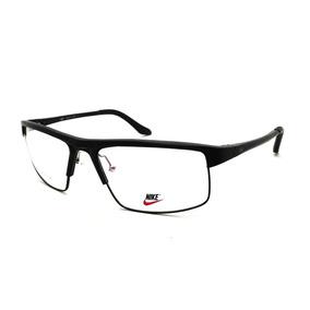 Armação Oculos Grau Masculino Máscara Nk032 Original Acetato 21de46181e