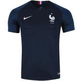 4861501c88 Camisa Camiseta Seleção Francesa França Adulto Copa 2018