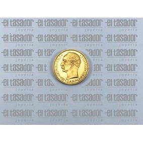Moneda De Oro 22 K 20 Coronas *joyeriaeltasador*
