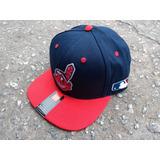 Boné Cleveland Indians   Cavaliers   Ny   La   Aba Reta e16c13b89aa
