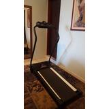 Esteira Elétrica Fisiofit - Suporta Até 110 Quilos