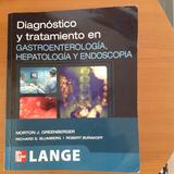 Libro Diagnóstico Y Tratamiento En Gastroenterologia