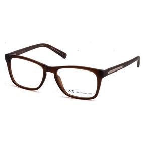 a2eeb0c3149e7 Armação De Óculos Armani Exchange Ax 3012l 8083 54-16 140
