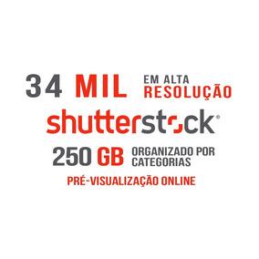 Banco De Imagens Shutterstock 2018 - Via Download + Bônus