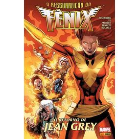 A Ressureição Da Fênix-edição 1-o Retorno De Jean Grey