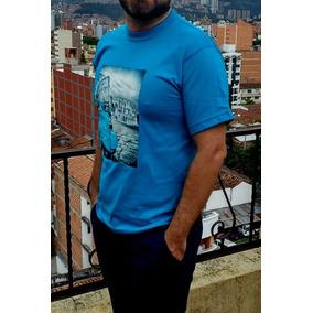 Camiseta Para Hombres Diter Vestuario Modelo Vespa Italia 6499c820e9ad9