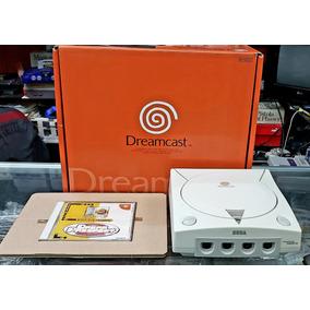 Dreamcast Sega, Japonês, Completo, Serial Bate Com A Caixa