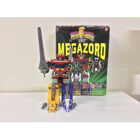 Megazord Deluxe Set - 1993 - Bandai