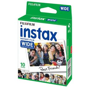 Película Fujifilm Instax Wide 10 Hojas